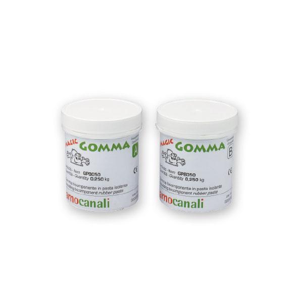 GOMMA BICOMPONENTE 0,5 KG